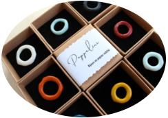 Pappelini - Créations de bijoux en papier