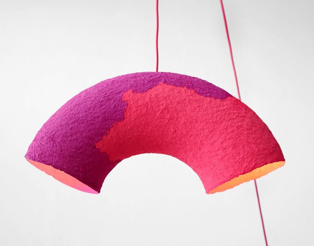 Polina Miliou - Bow Lamp, 2020